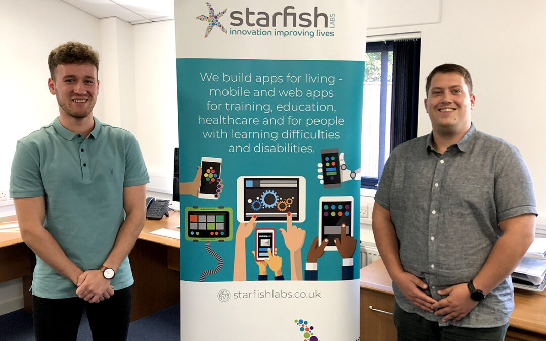 Spencer and Will join the Starfish Labs team!