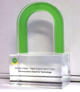 Starfish Labs Nasen Award for Derwen College Apps