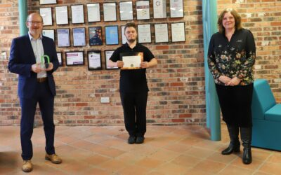Another National Award for Derwen Apps